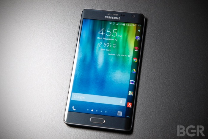 Samsung's Galaxy Note Edge is far from being a smash hit